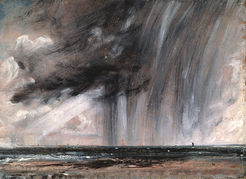 Painting by Constable